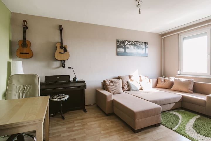 20min from downtown, fully equipped apartment - Budapest - Lägenhet