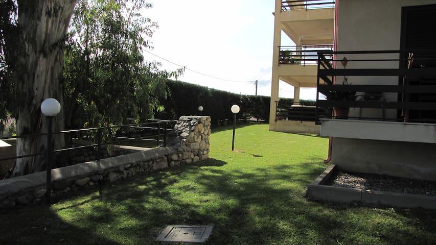 APPARTAMENTO IN CASA VACANZE rif.30 - Sant'Ilario dello Ionio - Appartement