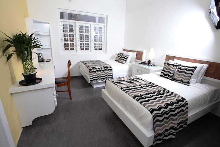 Ayaana Twin Room 103# - Polgolla - Boetiekhotel