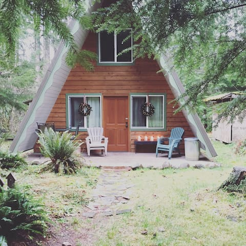 A-Frame Wilderness Escape - Ashford - Kulübe