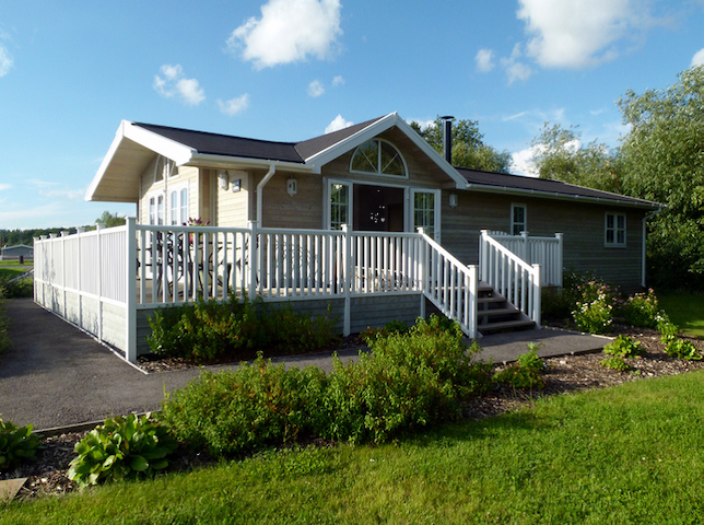 Willow Lodge, Mercia Marina, South Derbyshire - Willington - Natuur/eco-lodge