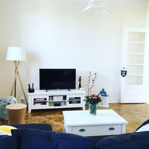 Charmant appartement 60m2 proche centre ville - Reims - Lägenhet