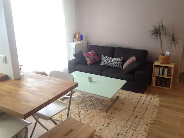 Cozy, modern and bright apartment, 42m2 - Le Kremlin-Bicètre