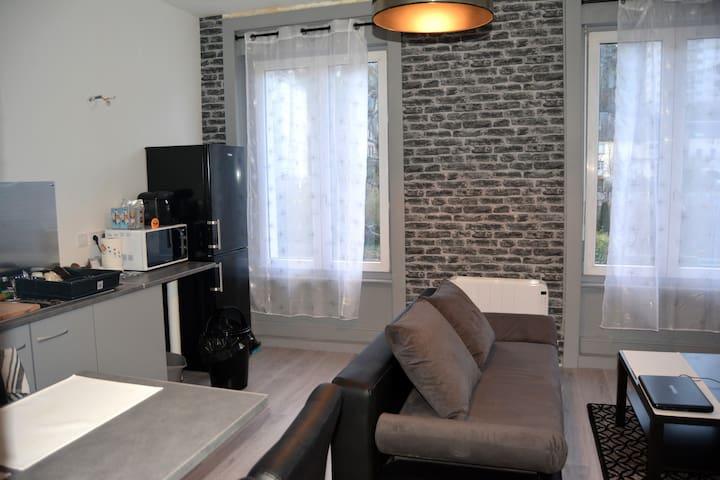 Joli appartement bien équipé - Cherbourg-Octeville - Appartement