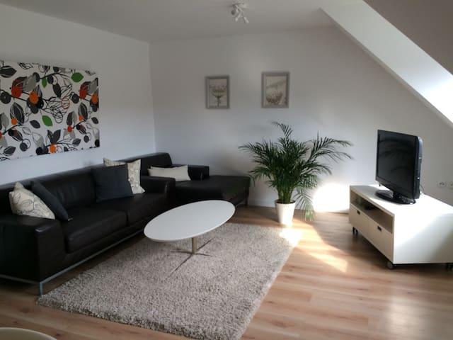 Wohnung mit Wohlfühlcharakter - Wolfsburg - Appartement