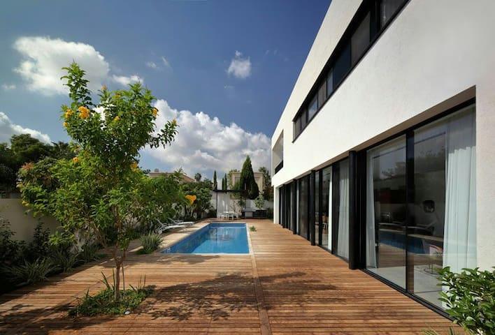 Amazing new villa - Pardes Hanna-Karkur - Villa