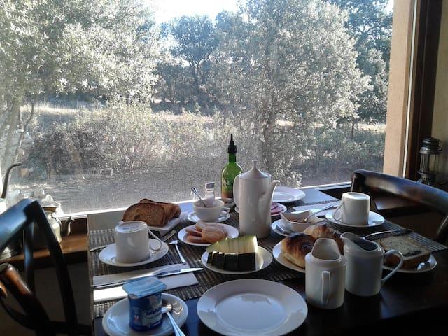 LaCasonadeRequijada  5km de PEDRAZA - Requijada - Bed & Breakfast