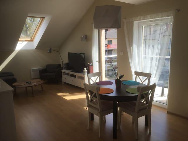 Baltic Suite - Międzywodzie - Lägenhet