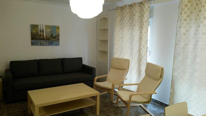 Newly furnished amazing flat - University UMH - Elx - Apartamento