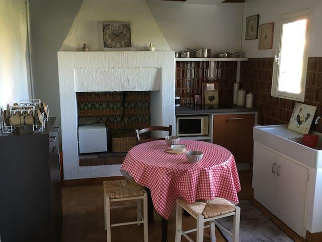 Gîte à la campagne - Valeuil - Casa