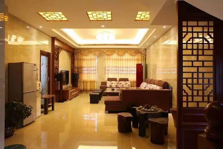 广州从化良口泉之缘短租假日别墅 - Guangzhou - Villa