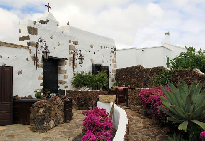 Rural Casita in Tiagua, Lanzarote - Tiagua - Apartamento