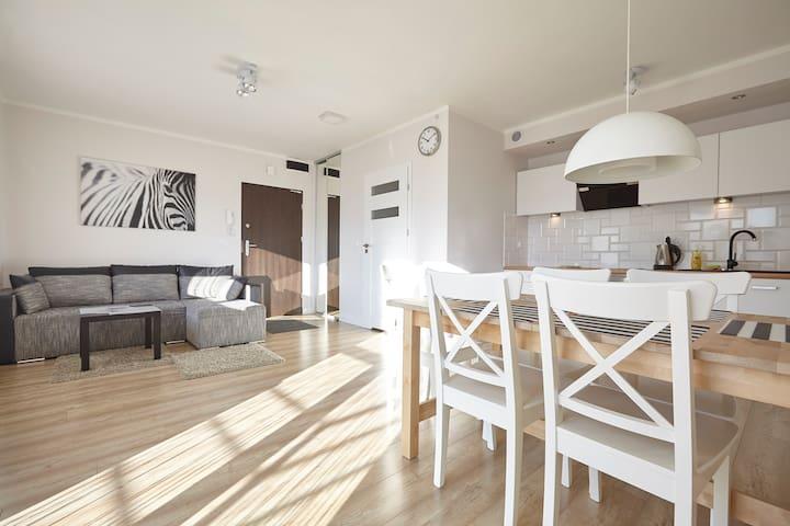 Apartament Zebra w Świeradowie - Świeradów-Zdrój