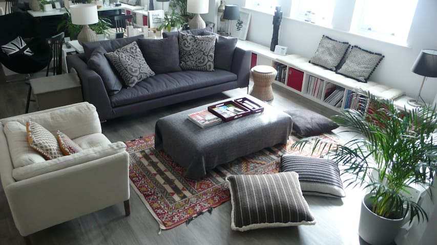 Luxurious, stylish, central 2 bed apartment - Royal Leamington Spa - Pis