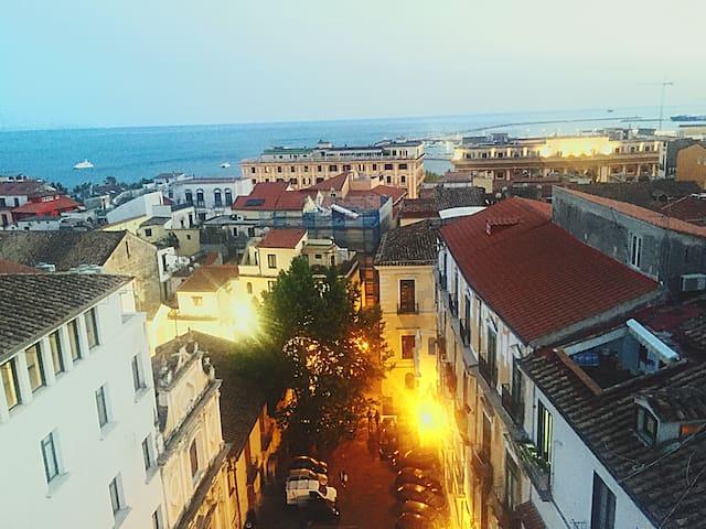 Vista mare  B&B - Salerno