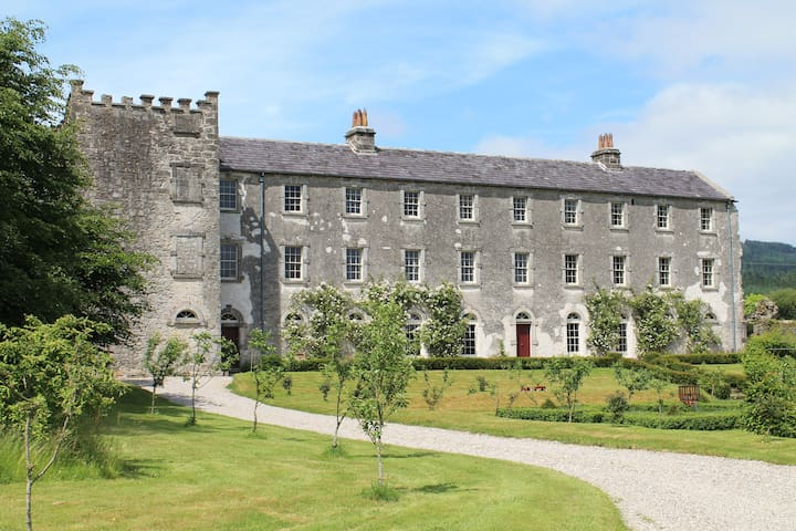 Aghavannagh Barracks a Country Getaway - Aughrim - 家庭式旅館