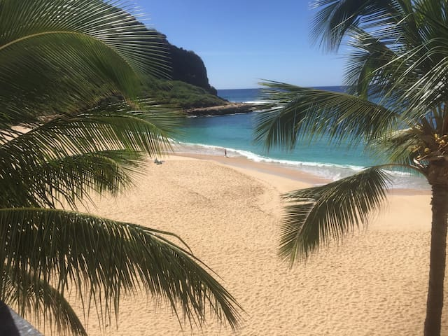 BEACHFRONT DEAL $1792 any length of stay May 1 -31 - Waianae