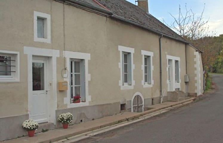 Roussillon en Morvan - Roussillon-en-Morvan - Дом