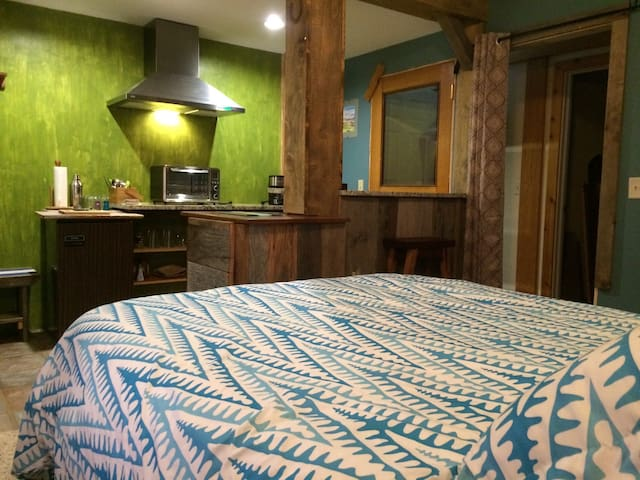 The Spotted Dog Studio Hideout! - Ridgway - Maison