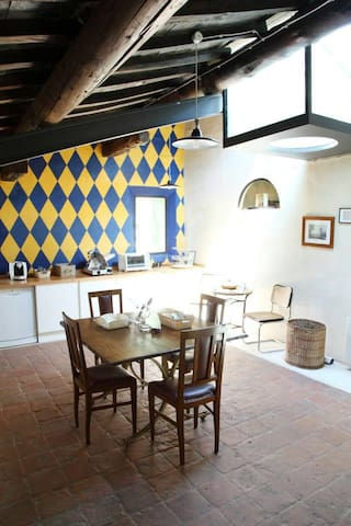 Ancient italian country house - Suzzara - Bed & Breakfast