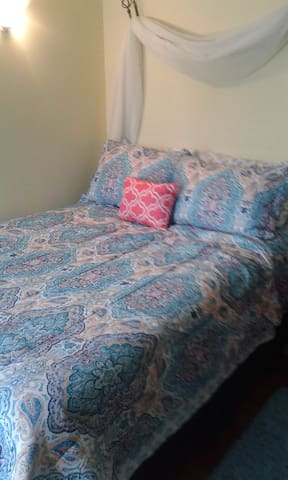 Bedroom in Country setting close to the city - Delaware - Casa