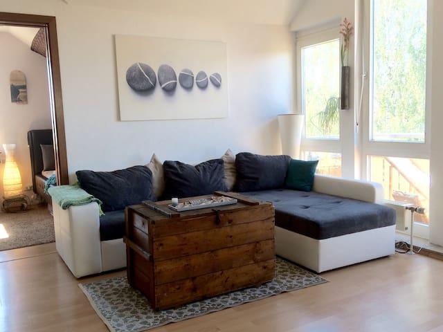 Co-Design Studio Apartment - Denkendorf - Apartment