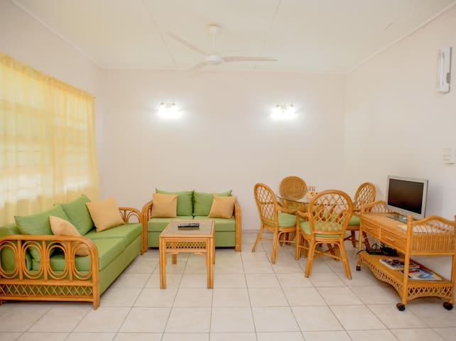 One Bedroom Superior Apartment - Grand Anse - Lejlighed