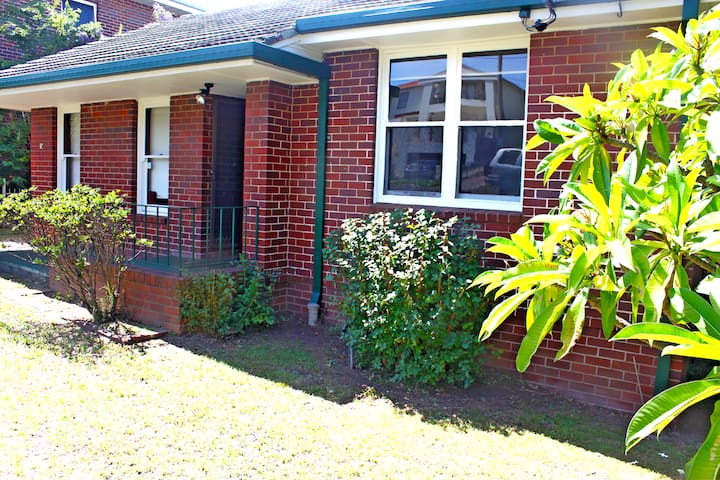 'Halfrida'-peaceful home. 3 bedroom house - North Ryde - Casa