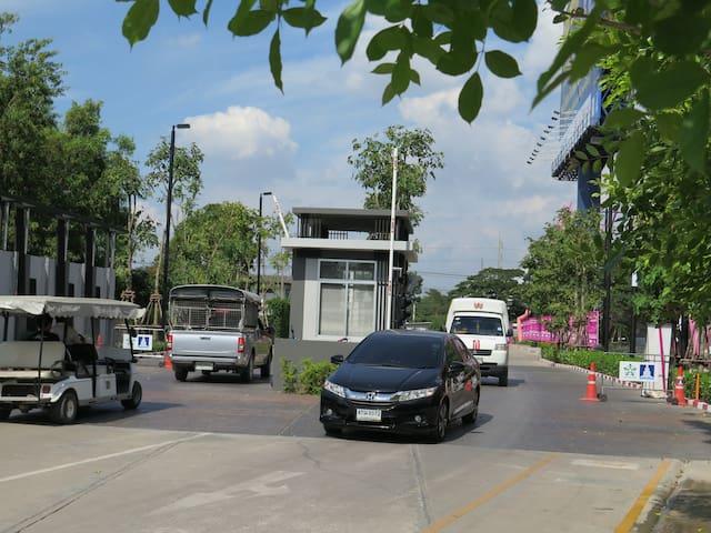 condo Lumpini Township Rangsit Klong 1 - Rangsit
