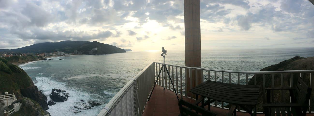 Piso en costa Bizkaia cerca Bilbao - Bakio - Appartement