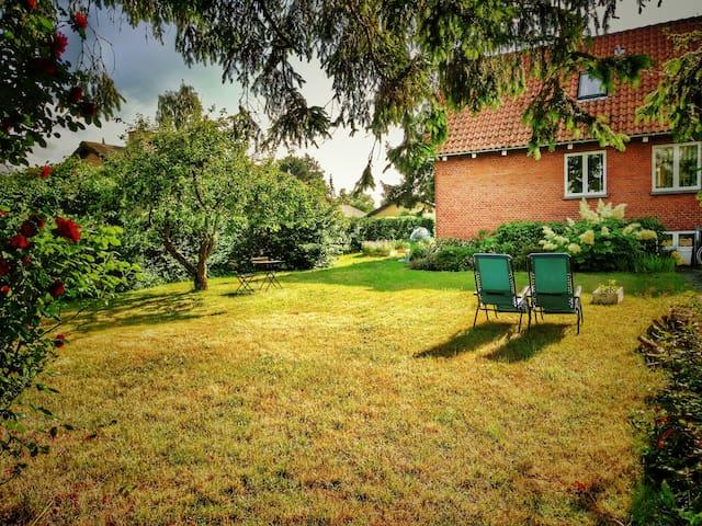 Garden Paradise: 15min to CPH Central Station. - Hvidovre