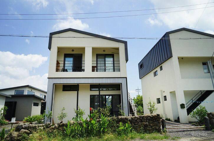 제주드랑드랑  일주일,한달살기,장기숙소 - Jeju-do - Rumah