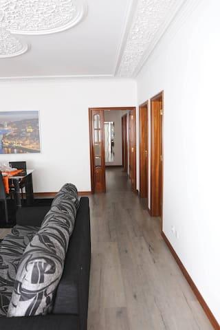 Casa Branca a 25 km du Porto - Louredo - Appartement
