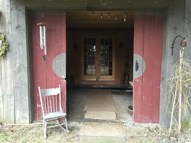 Danby: 8 miles South of Ithaca - Ithaca - Huis