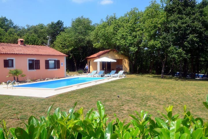 Three bedroom house with terrace Milinki, Središnja Istra (K-7005) - Tinjan - Άλλο