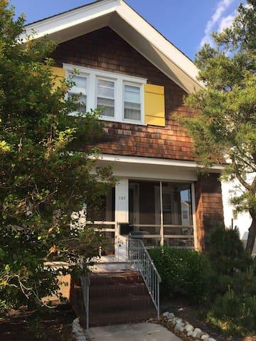 LBI Historic Home rental - Beach Haven