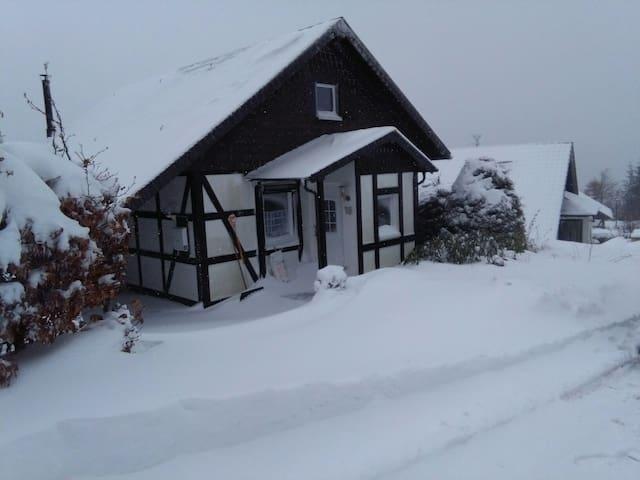 Ferienhaus Hochsauerlandblick - Winterberg - Hus