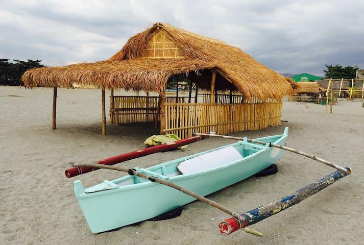Zambales Fisherman's Hut - San Narciso - Cabana
