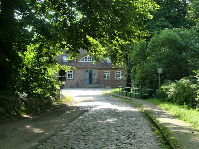 Wassermühle Eickhof - Warnow - Lägenhet