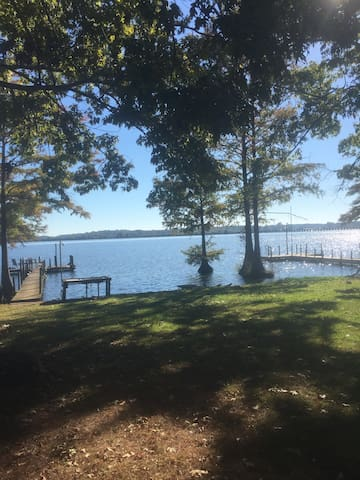 Cozy camper on waterfront lot w/ Amazing View! - Cobb - Asuntoauto