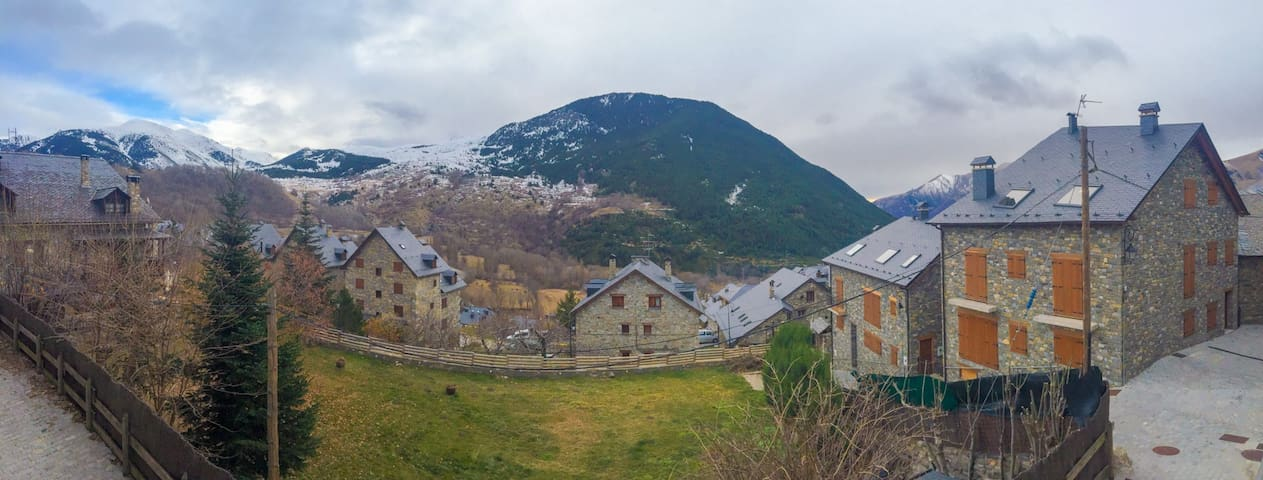 Cosy Duplex apartment with great views - Taüll