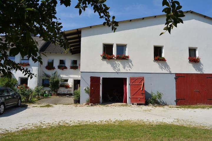 LINDENHOF Wohnung Wiesenrech - Blankenrath - Leilighet