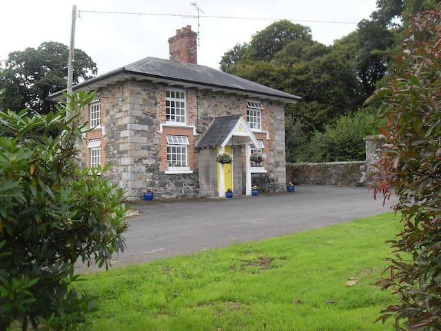 Cloverhill Gate Lodge - Belturbet - Huis