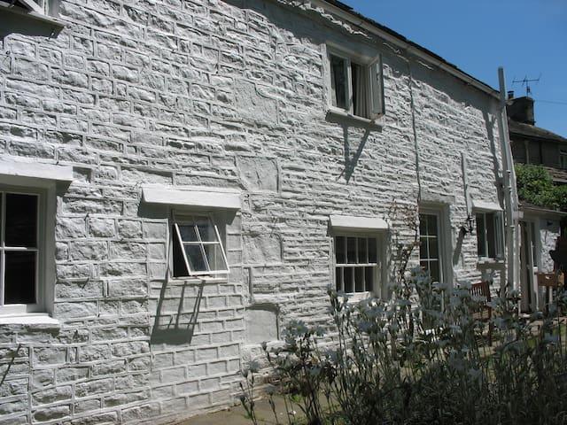 Peak District Stone Built Cottage - Whaley Bridge - Huis