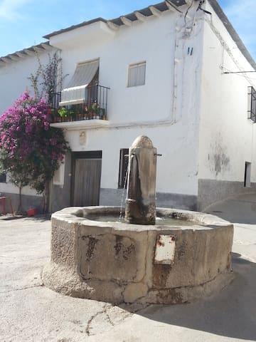 La casa del carpintero - La Alpujarra Cástaras - Rumah