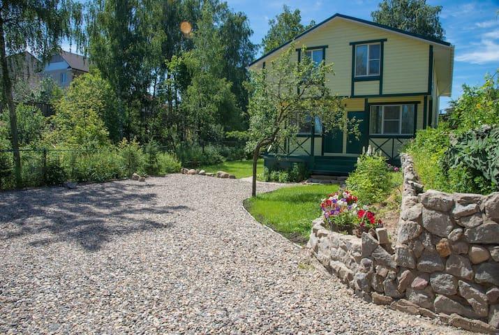 Кострома гостевой дом У пруда - Kostroma - Domek gościnny