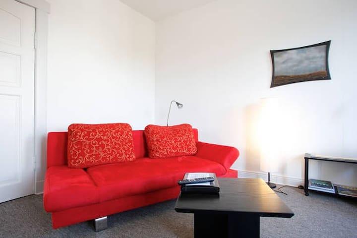 Schnuckelige Ferienwohnung - Husum - Appartement