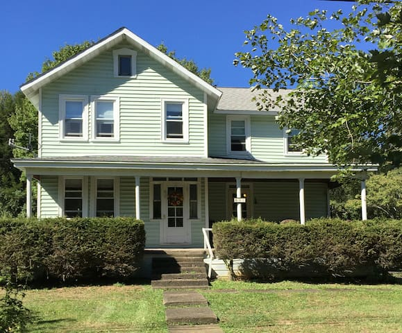 Lovely vintage home in Elk County - Force - Huis