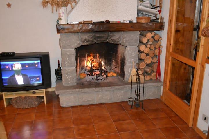 Appartamento Bellavista - Fiumalbo - アパート