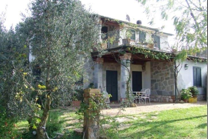 Appartamento piano terra in campagna a Capalbio - Capalbio - Apartamento